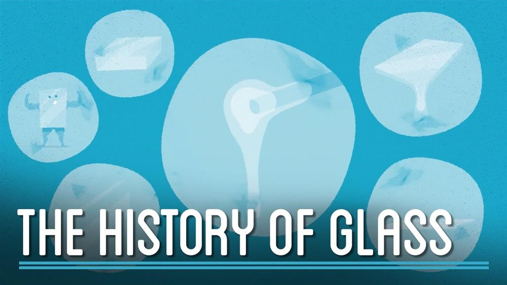 Answers for The history of glass - IELTS reading practice test