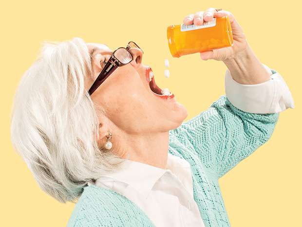 Answers for The Search for the Anti-aging Pill - IELTS