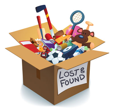 Answers for Lost Property - IELTS listening practice test
